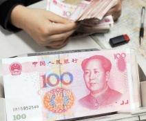 Caída del yuan chino