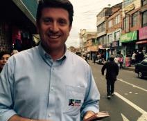 Entrevista a concejal Diego Molano