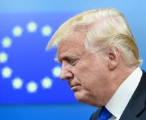 Politica exterior de Trump