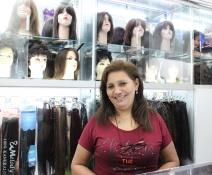 Compra venta de cabello