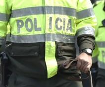 Policía.