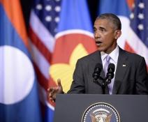 Obama en Sudafrica