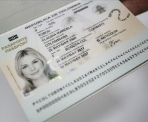 Pasaporte.