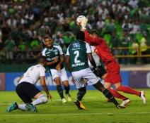 Copa Sudamericana: clasificó Deportivo Cali a cuartos de final