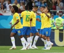 Las cartas de Brasil para los amistosos