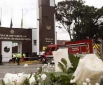 Conmemoramos un mes del atentado del Eln a la Gral. Santander