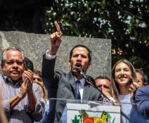 """Guaidó convoca marcha el 1 de mayo para """"cese de usurpación"""""""