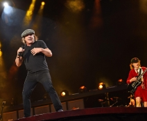 Vuelven AC/DC en 2020 con Brian Johnson y Phil Rudd